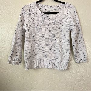 AMERICAN EAGLE | Chunky cable knit sweater